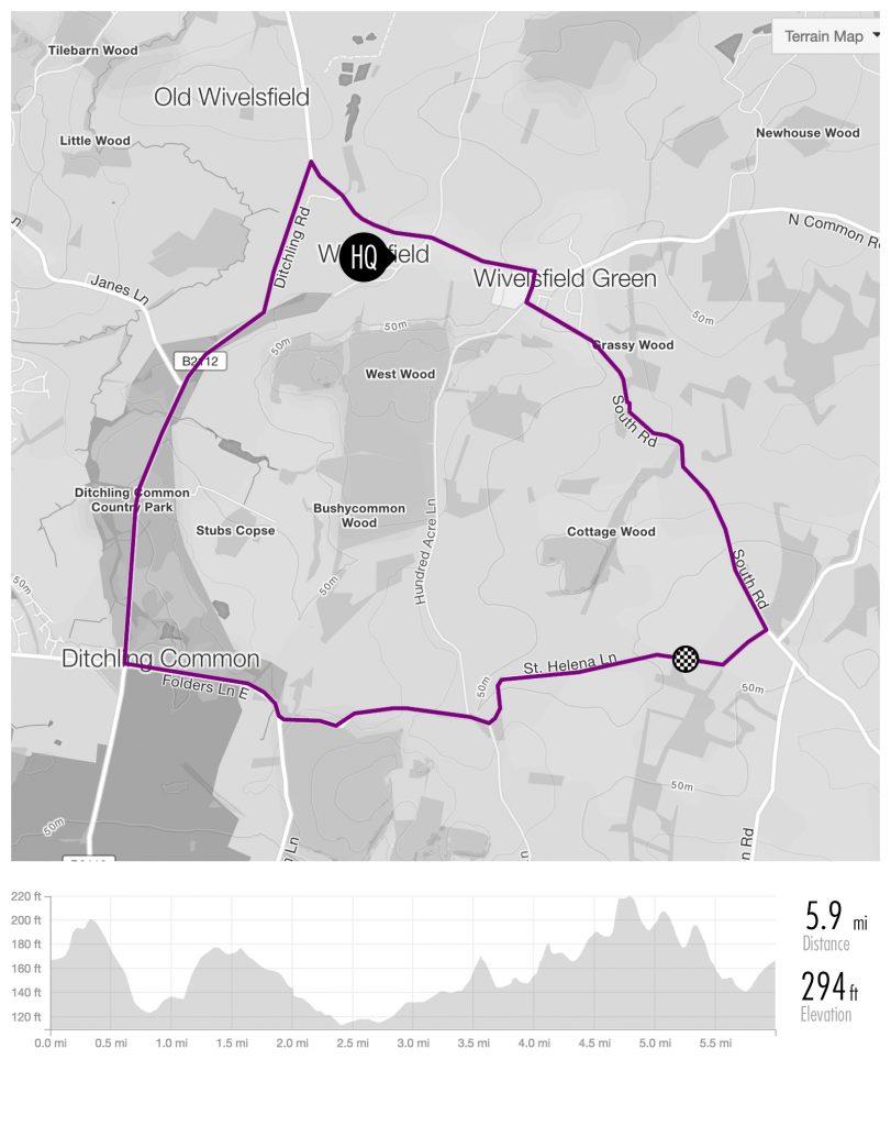 Surrey_League_Maps_Ditchling Common - RH17 7QQ