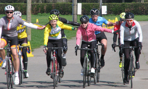 Race Preparation Training – Surrey Cycle Racing League