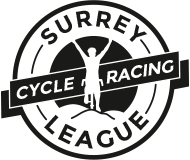 Image result for surrey cycle racing league logo
